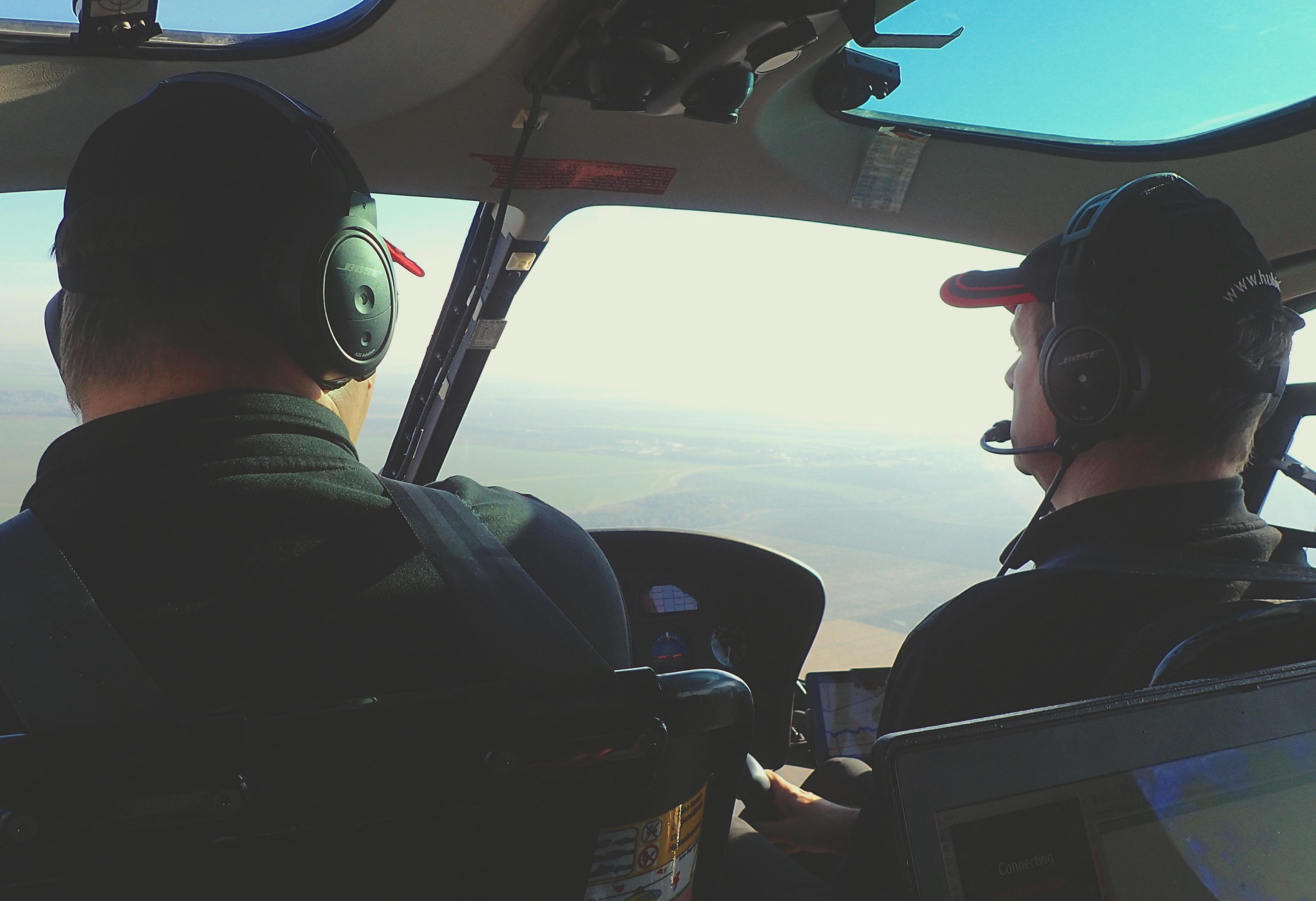 ALS - feltérképezés légi lézerszkenneléssel